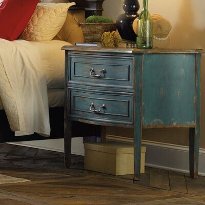 Sanctuary 2 Drawer Bachelors Chest