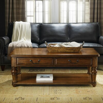 Tynecastle Coffee Table with Storage