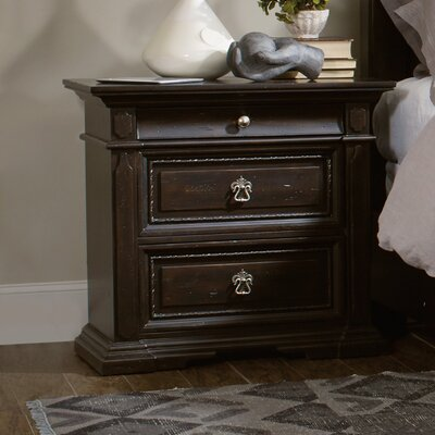 Treviso 3 Drawer Bachelors Chest