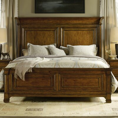 Tynecastle Panel Bed Size: California King