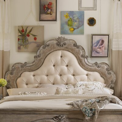 Chatelet Panel Headboard Size: King