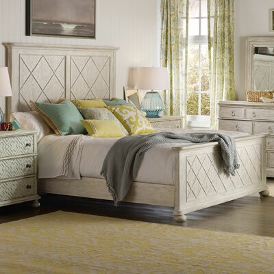 Sunset Point Panel Bed