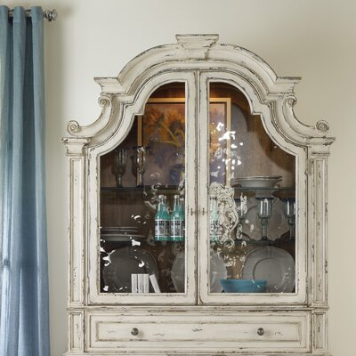 Sanctuary China Cabinet Hutch