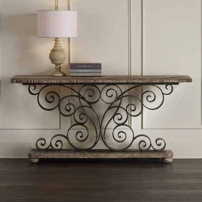 Console Table Top and Base