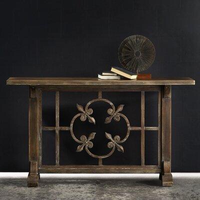 Melange Cora Console Table
