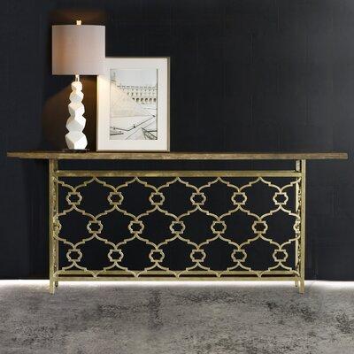 Melange Landon Hall Console Table