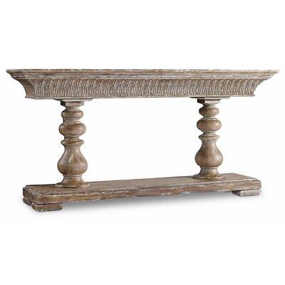 Melange Mulberry Console Table