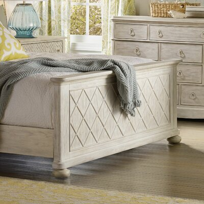Sunset Point Fretwork Footboard Size: Queen
