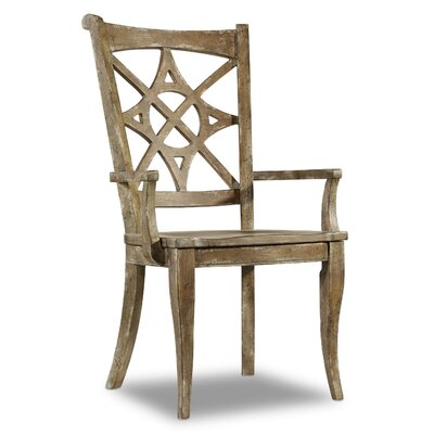Melange Rafferty II Arm Chair (Set of 2)