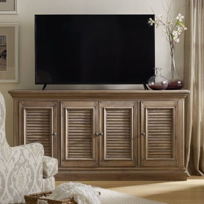 Regatta 72 TV Stand Color: Light Wood