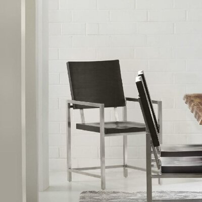 Live Edge Solid Wood Dining Chair (Set of 2)