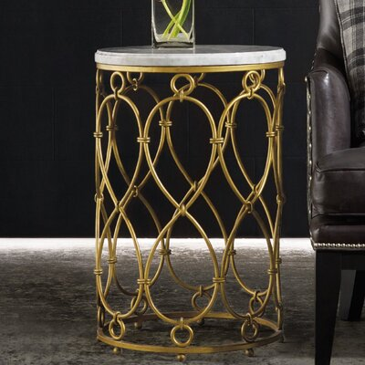 Melange Spencer End Table