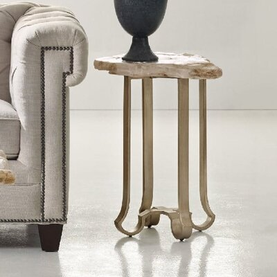 Melange End Table