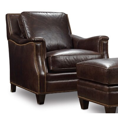 Bradshaw Club Chair And Ottoman