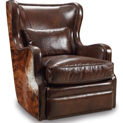 Wellington Swivel Wingback Chair