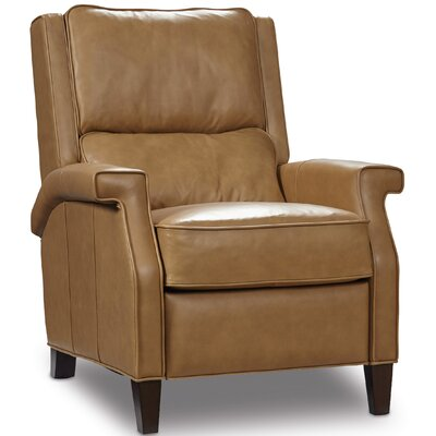 Easley Recliner Upholstery: Hawaii Black