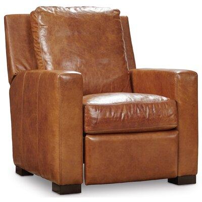 Thomas Recliner Upholstery: Huntington Morris Brown