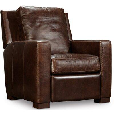 Thomas Recliner Upholstery: Huntington Morris Orange