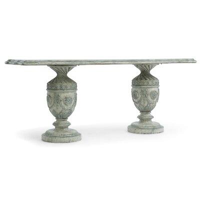 Melange Hollyn Urn Console Table