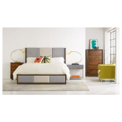 Cynthia Rowley Platform Customizable Bedroom Set