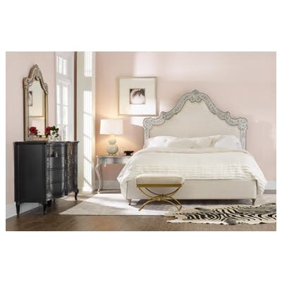 Cynthia Rowley Sleigh 2 Piece Bedroom Set