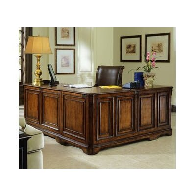 Brookhaven Executive L Right Desk Return Product Photo 4380