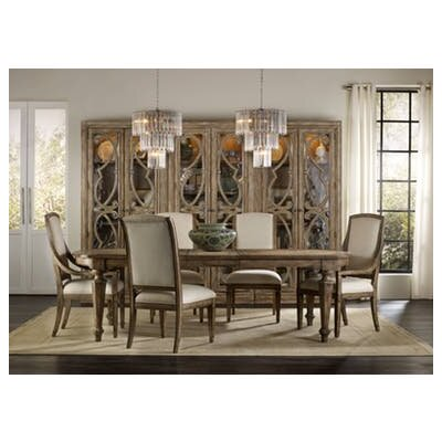Solana Extendable Dining Table