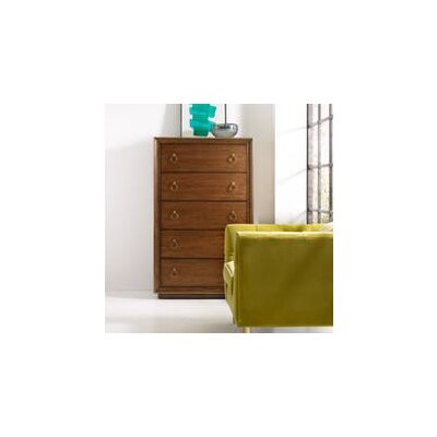 Cynthia Rowley Roman 5 Drawer Chest