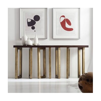 Melange Connelly Hall Console Table
