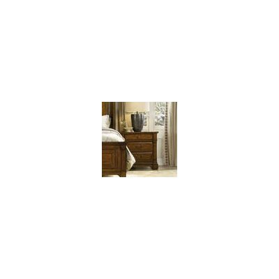 Tynecastle 3 Drawer Nightstand