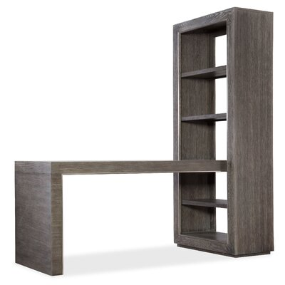 Cheap Blend Writing Desk Bookcase Product Photo