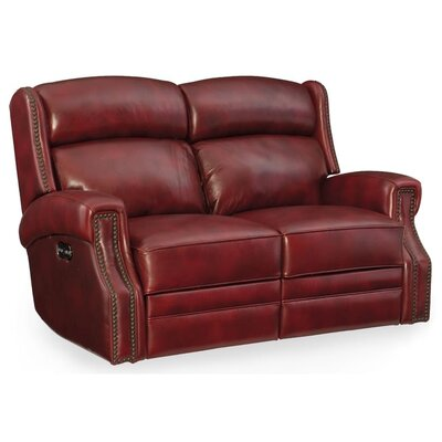 Carlisle Power Motion Loveseat with Power Headrest