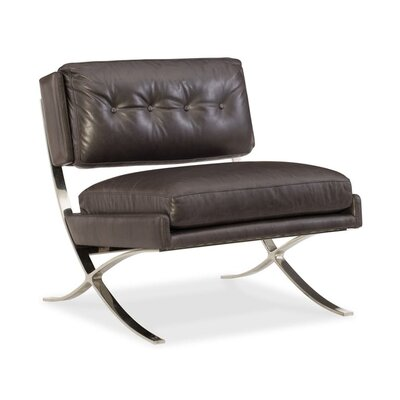 Cherie Metal Frame Convertible Chair