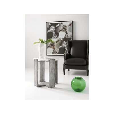 Melange Naomi End Table