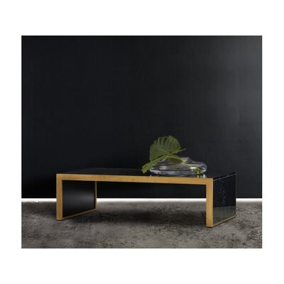 Melange Pip Rectangle Coffee Table