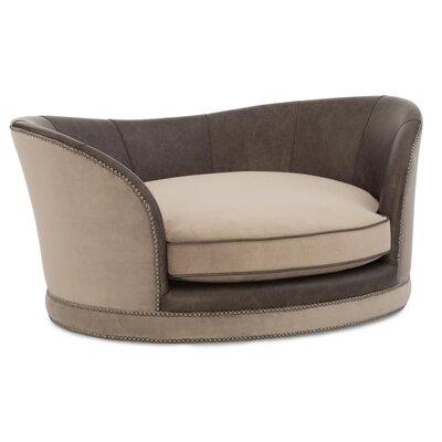 Fido Dog Sofa Size: 16 H x 31 W x 23 D