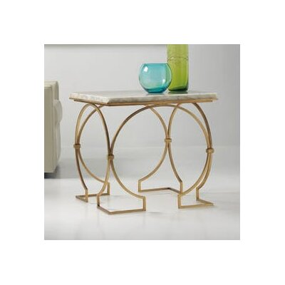 Melange Franz End Table