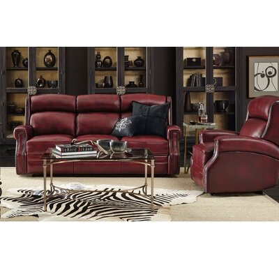 Carlisle Leather Configurable Living Room Set