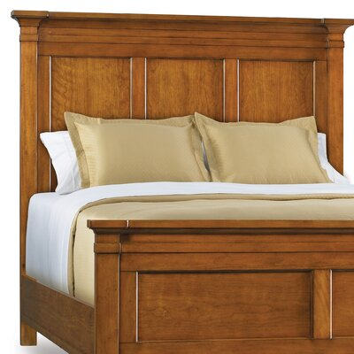 Abbott Place Panel Headboard Size: Queen, Finish: Clear Natural Cherry