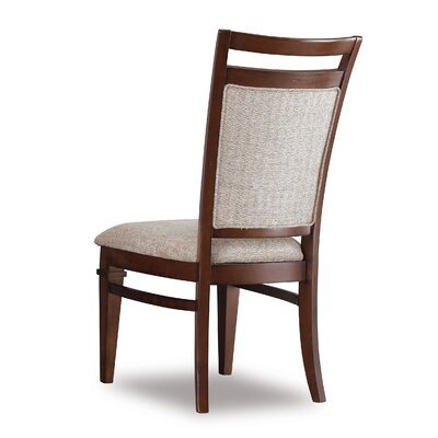 Abbott Place Back Upholstered Dining Chair (Set of 2)