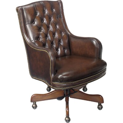 Leather Executive Chair EC325