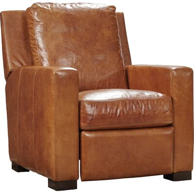 Thomas Recliner Upholstery: Huntington Morris Brown