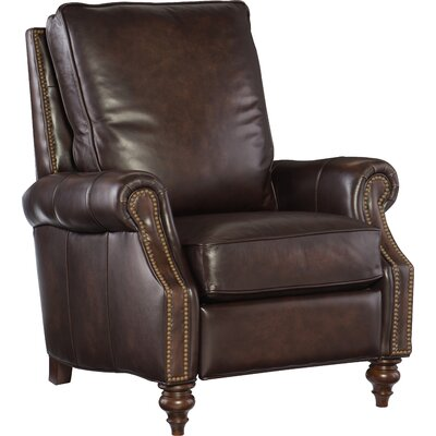Leather Recliner RC185-089