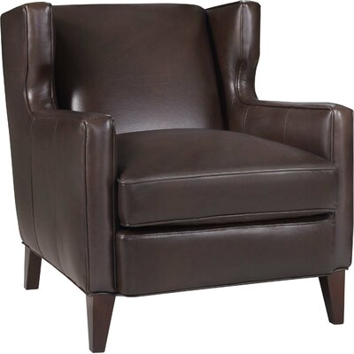 Amista Armchair Upholstery: Brown