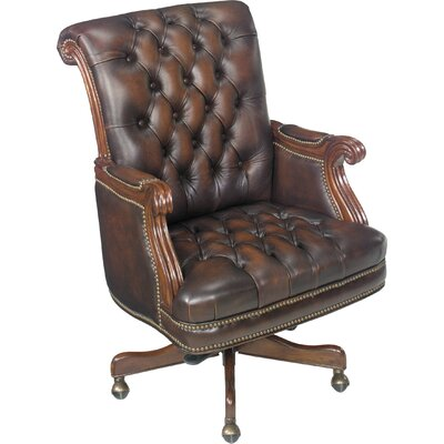 Leather Executive Chair EC277