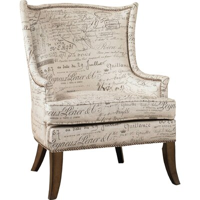 Sanctuary Paris Wingback Chair
