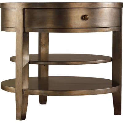 Sanctuary End Table with Storage