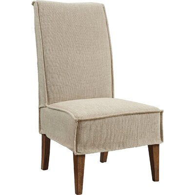 Mini Slipcover Upholstered Dining Chair (Set of 2)