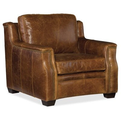 Yates Stationary Club Chair