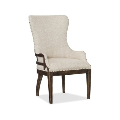 Deconstructed Upholstered Dining Chair
